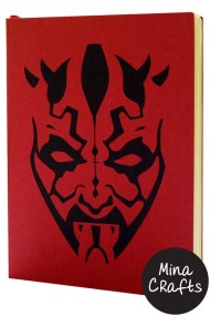 darth maul front