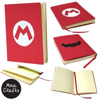 Mario notebook